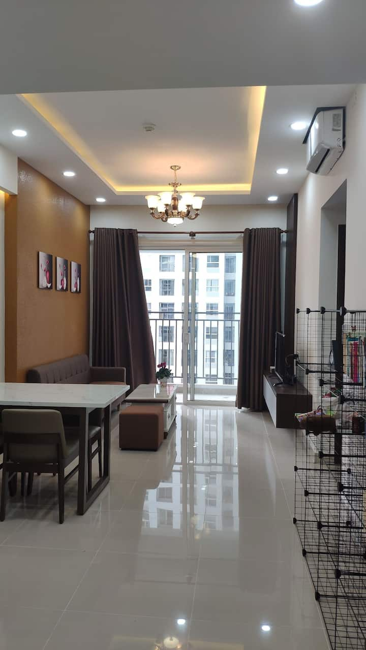 JHome - 1BR Apartment - Fully Furrnished