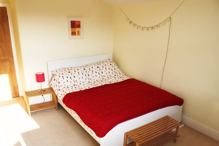 Sunny double room in Horfield - Bristol - House