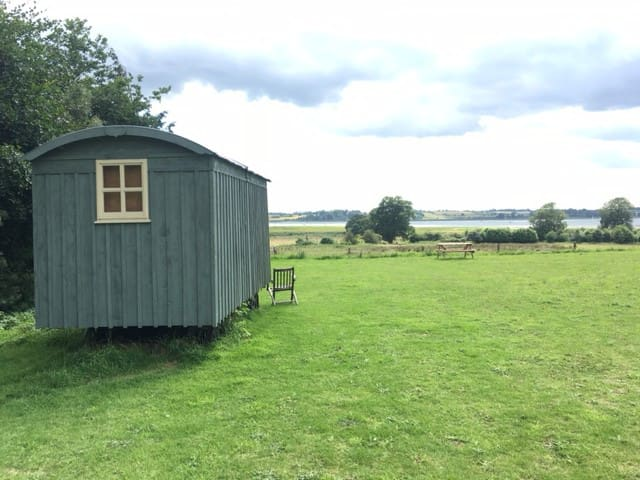 Shepherds Hut. Suffolk Coast: Glamping. - Ipswich - Hutte