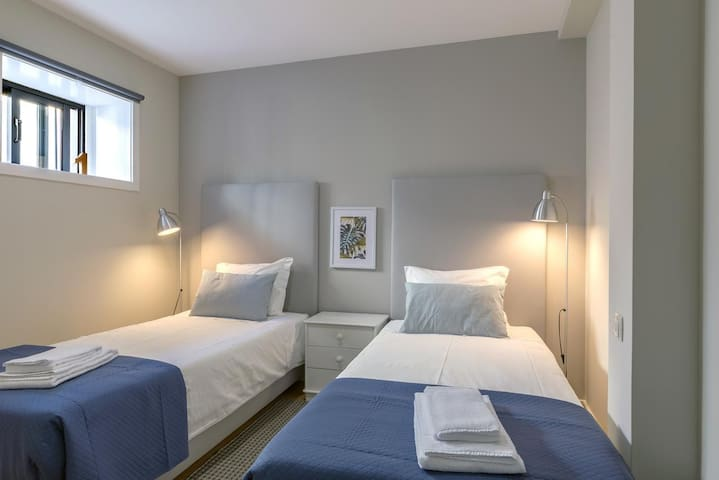Dormitório vista frontal