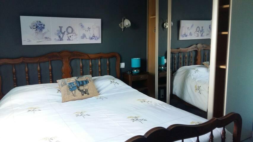 Chambre  d'hotes  pour 2 personnes - Pleslin-Trigavou - Bed & Breakfast