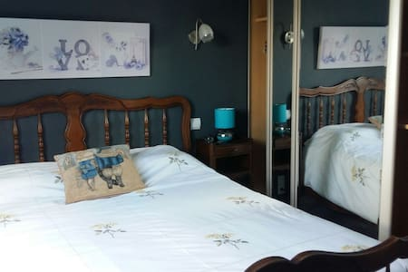 Chambre  d'hotes  pour 2 personnes - Bed & Breakfast