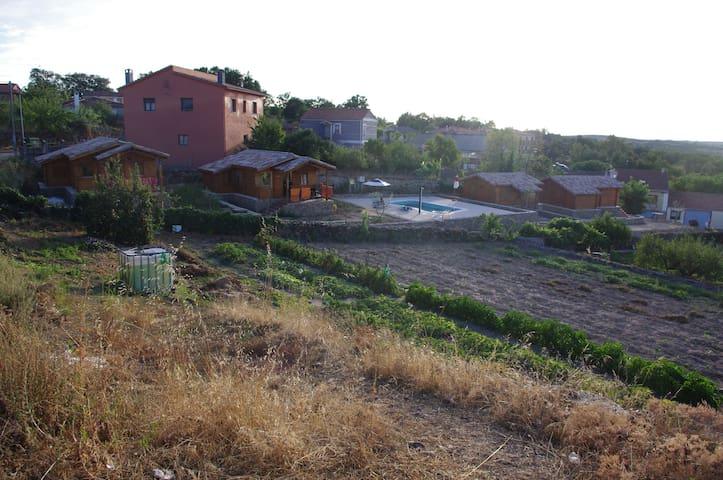 Cabañas Miraduero en Arribes