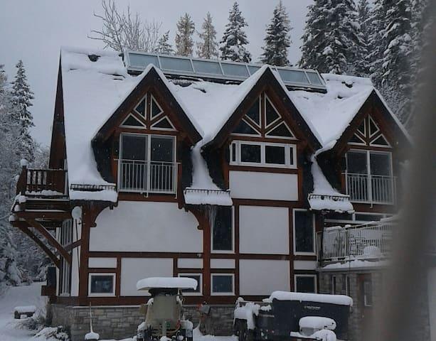 Majestic Swiss style Castle