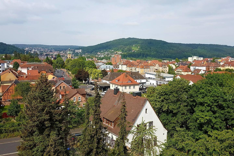 Ausblick vom Balkon /view from balcony
