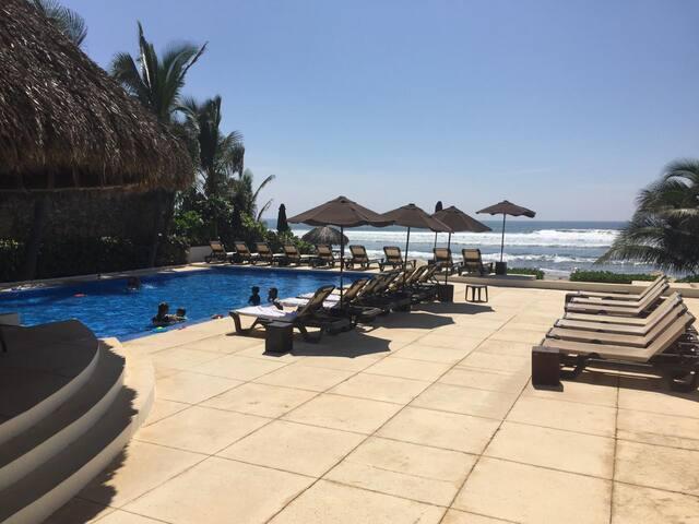 Hermoso departamento en Acapulco Diamante