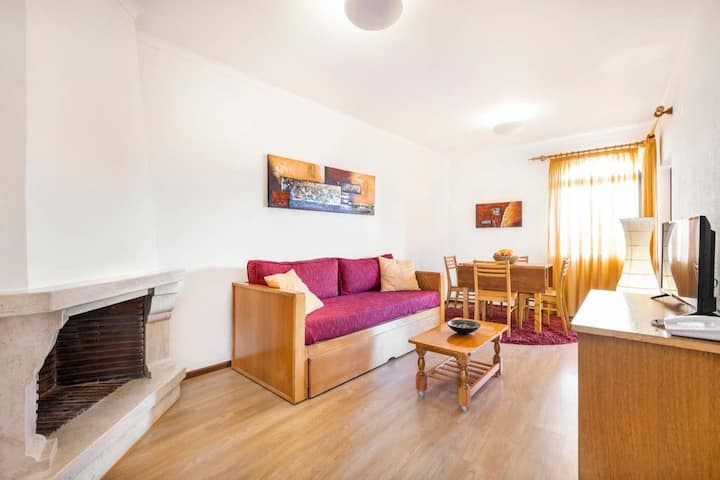 T1 para 1-2 pax · Sunny apartments for 2 persons near the Beach