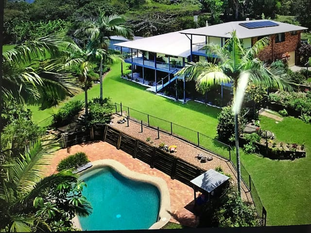 Hinterland Guest Suite on the Sunshine Coast
