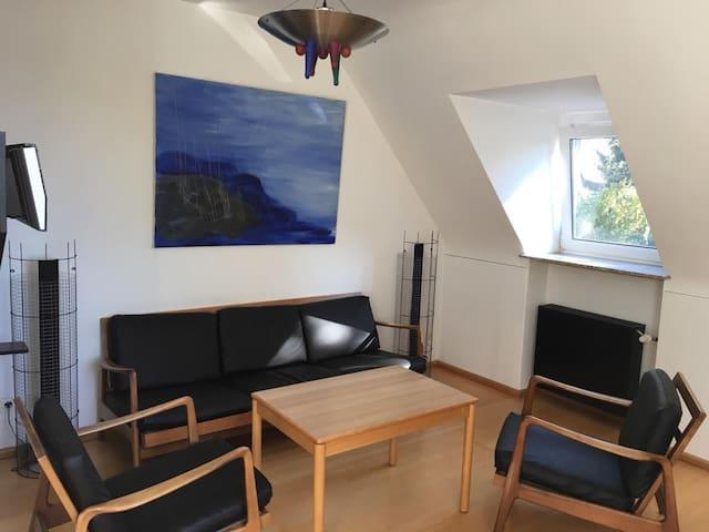 Wohnung mit Ambiente, Balkon und toller Lage
