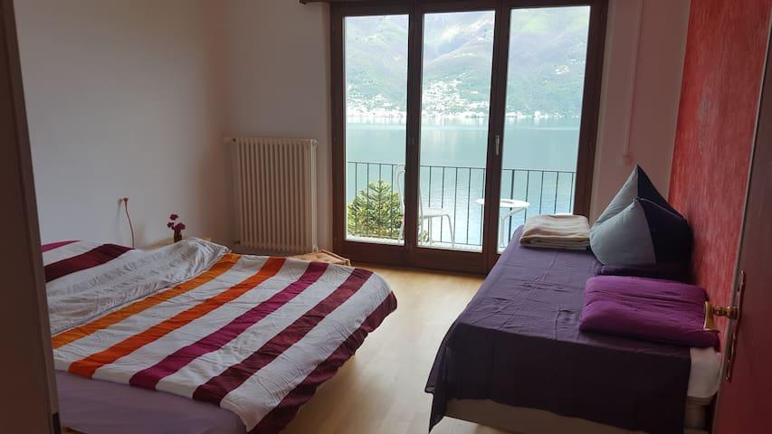 3 Bett- Zimmer