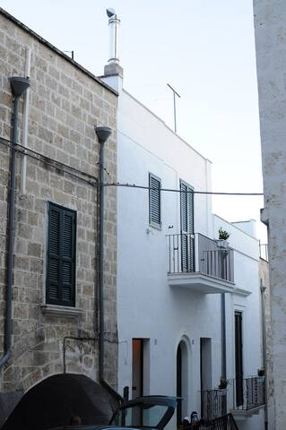 Two floor house in the historical center of Oria - Oria - House