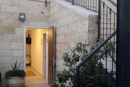 Charming Studio in Jerusalem - Jerusalem - Bed & Breakfast