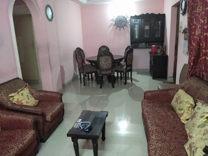 2 BHK Apartment right in the heart of the City