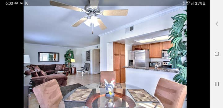 Beautiful Palm Lake, Palm Desert, Ca. Condo