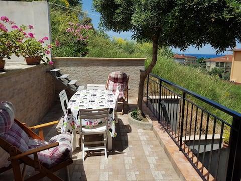 Holiday Home near Ionian sea Calabria Italy