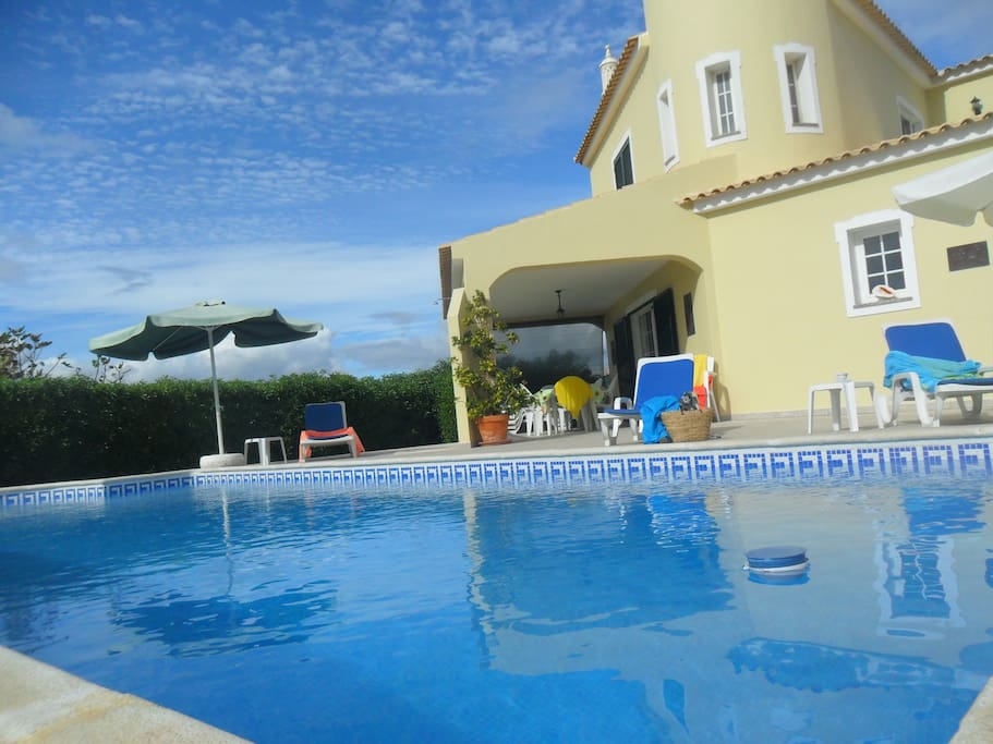 Villa Southcrest Vacation Homes For Rent In Albufeira