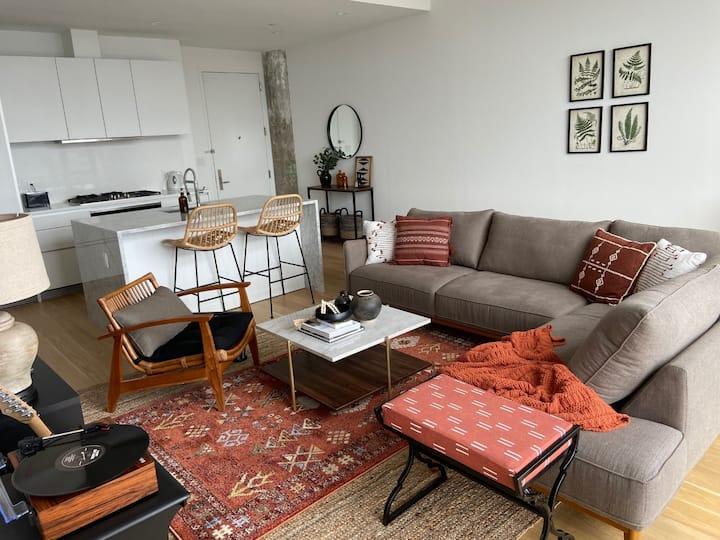 Luxury Apartment in Red Hook, Brooklyn