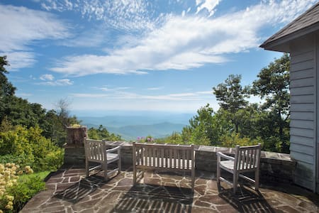 Magnificent Views, Linville, NC - Linville - Haus