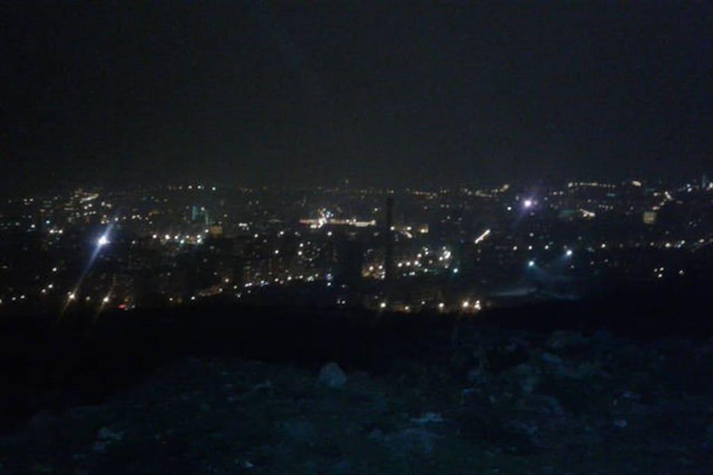Night Yerevan