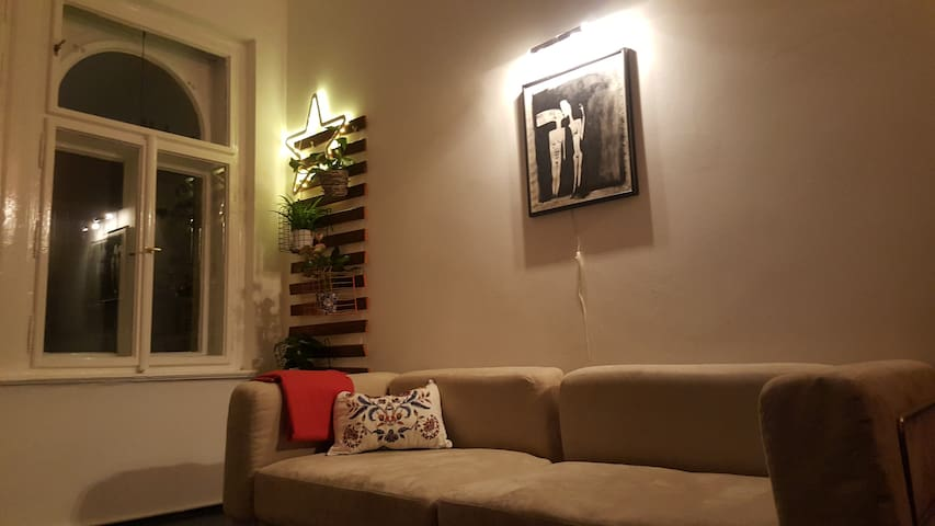 Cozy and quiet apartment in the city centre - ปราก