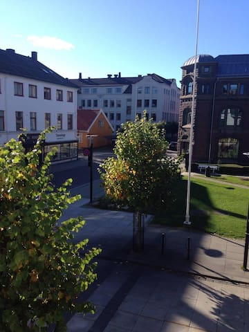 Very centre of Sandefjord