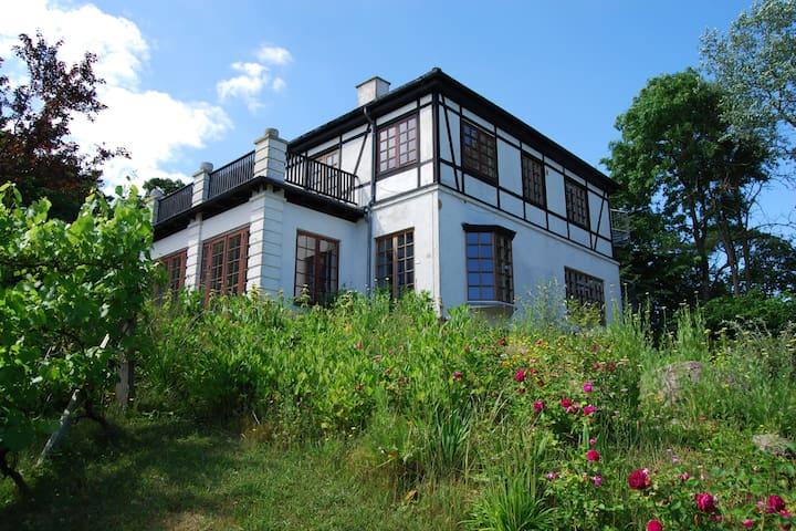 Fantastisk villa med sjæl, fred og ro på Samsø - Samsø - Villa