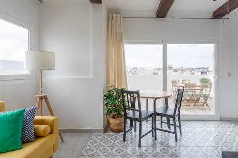 Sonniges Penthouse in Msida ️ ️Malta
