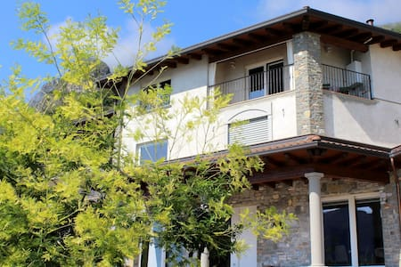 Modern Apartment with Balcony in Vello Italy