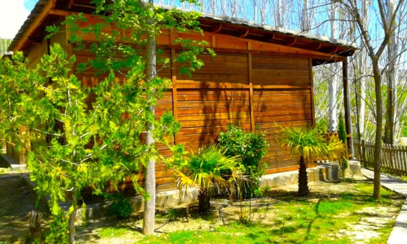 Cabañas Alpujarras - Laroles - 小木屋
