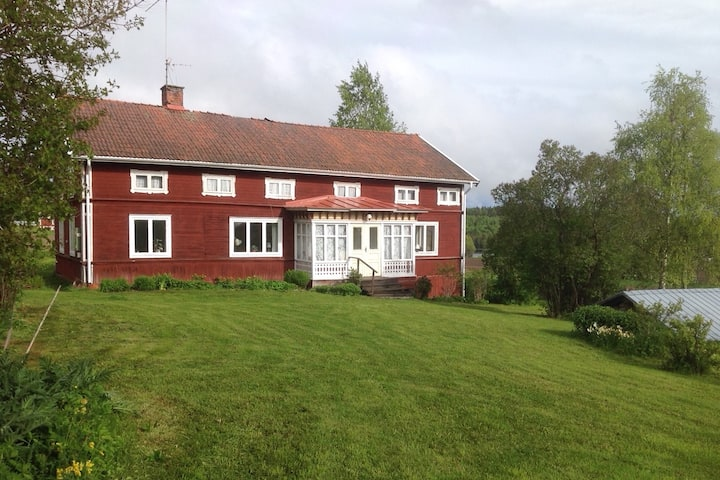 Friendly and genuine countryhouse