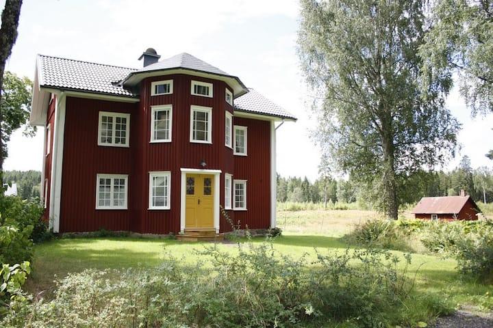 Gårdshus på Westgård