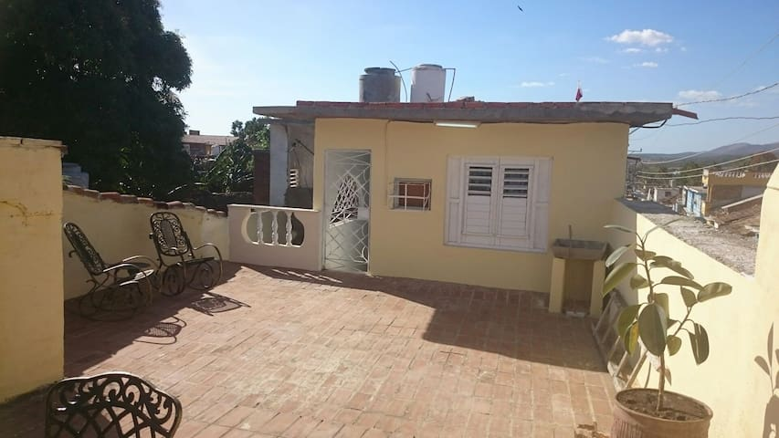 Appartement independant 1ch./4 per. - Trinidad - Appartement