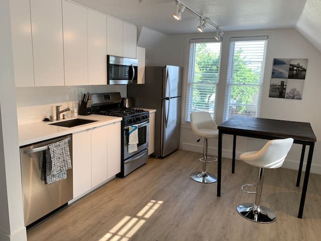 Newly remodeled Modern Condo close to Downtown!