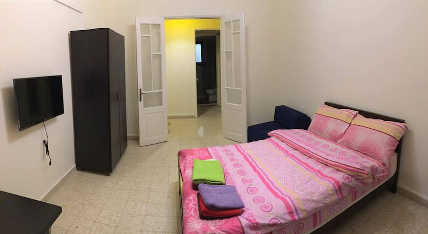 Spacious room in the heart of the beirut