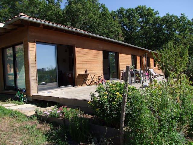 Grande maison en bois - Gamarde-les-Bains