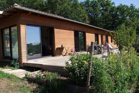 Grande maison en bois - Gamarde-les-Bains - Dům