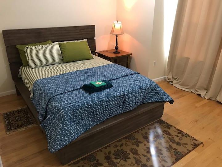 Master bedroom 351H. Near penn station/ New York