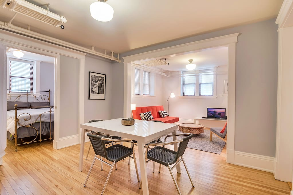 2 Bedroom Urban Nest Brownstone Apartments For Rent In