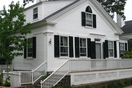 In-Town Historic Edgartown Home