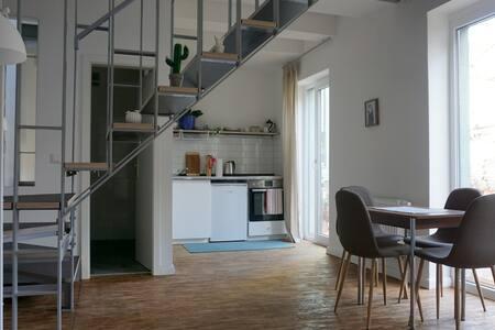 Apartments im Hostel am Schäfersee_07
