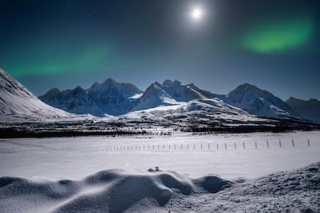 Northern light lodge - Lyngen