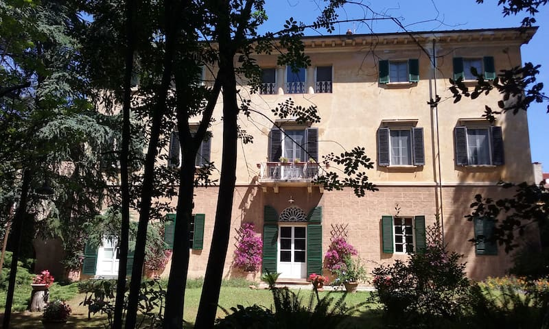 Your place in Tuscany - Apartment Cherubino - Vicopisano - Villa