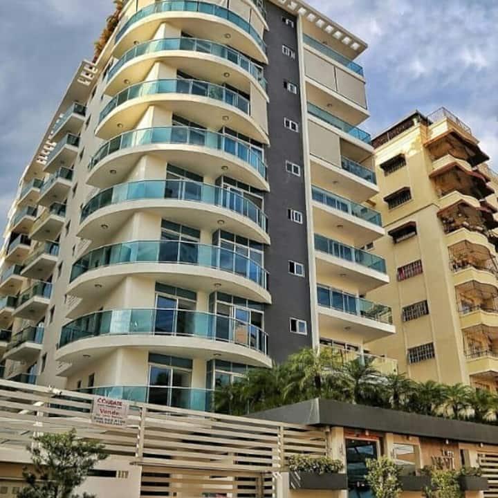 Luxury apartment, 1BD Bella Vista