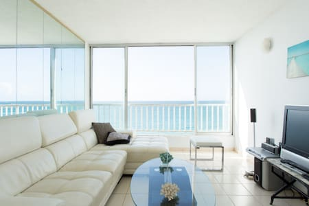 Million$view Beachfront 2BR Condo by Waterclub - Carolina - Appartement