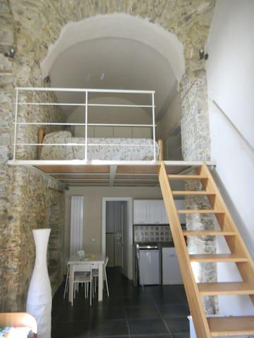 la casa di Nina, san Mauro Cilento - San Mauro Cilento - Apartemen