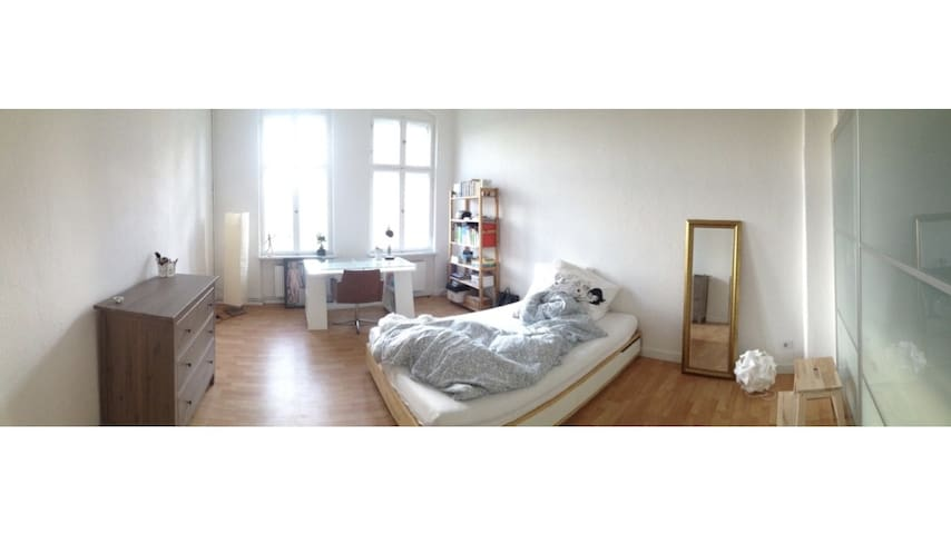 Berliner Apartment mit charm - Berlijn - Appartement