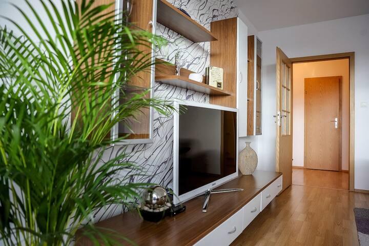 SGL apartment - ubytovanie v Trencine