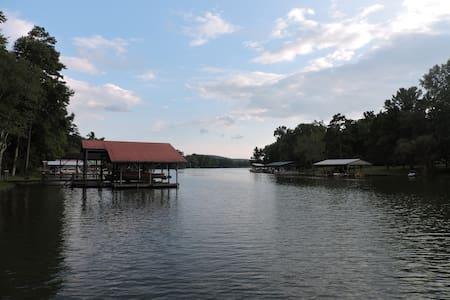Cozy Cove - Lake house on Watts bar lake
