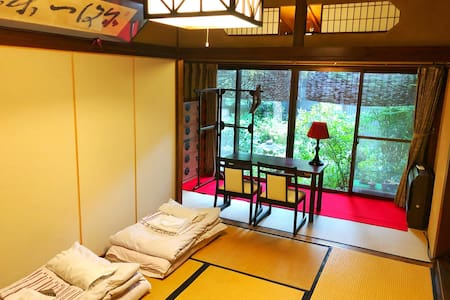 Japanese  Traditional Ryokan②魚一旅館eazy access六合駅3分