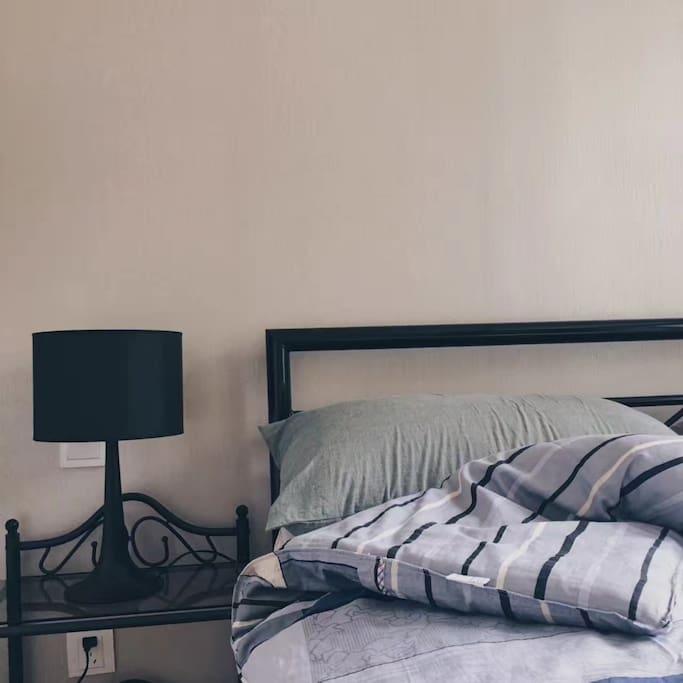 卧室2…带露台